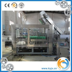 Automatic Plastic Bottle Filling Machine with Easy Operation pictures & photos
