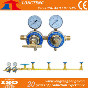 Double Tage Gas Regulator for CNC Cutting Machine pictures & photos