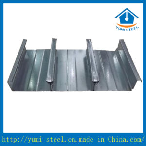 antiseismic galvanized steel metal floor decking sheet for mutilayer building