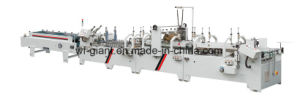 Fully Automatic Pre-Folder & Lock Bottom Folder Gluer (GTHH-800) pictures & photos