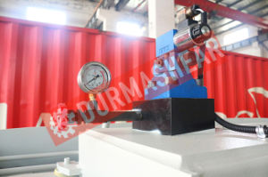 Swing Arm Stainless Steel Sheet Cutting Machine/Hydraulic Metal Shear Machine/Steel Plate Cutter pictures & photos