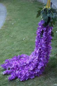 High Quality Artificial Flower of Westeria Gu-1453072149540 pictures & photos
