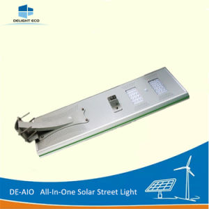 Delight De-Aio Motion Sensor All in One Solar Street Light pictures & photos
