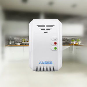 Wireless Combustible Gas Detector for Smart Home pictures & photos
