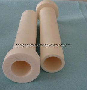 High Temperature Alumina Ceramic Tubing for Tube Furnace pictures & photos