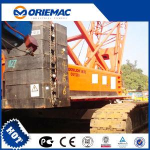 Hot Sale Zoomlion 55ton Mini Crawler Crane (ZCC550) pictures & photos