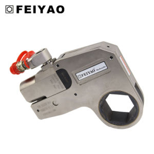 W Series Steel Low Profile Hexagon Hydraulic Torque Wrench pictures & photos