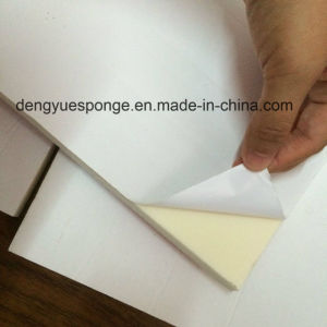 Embossed Adhesive EVA Rubber Car Protection Foam pictures & photos