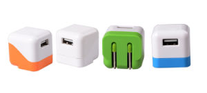 Wholesale High Quality Mobile Phone Portable USB Wall Charger pictures & photos