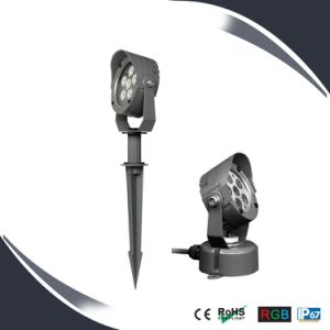 6X3w IP65 LED Landscape Garden Light, Garden Lighting pictures & photos