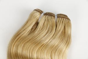 High Quality Wavy Human Hair Weaving Loose Deep 24inches pictures & photos