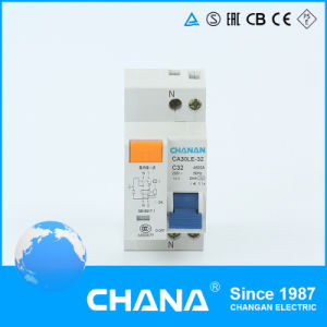 Ca30le-40 Electronic Type RCCB with Over Current Protection RCBO pictures & photos