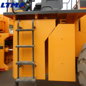 Ltma Granite Machinery 25 Ton Chinese Wheel Loader with Fork pictures & photos