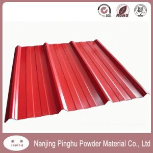 Cheap Ecectrostatic Spraying Industrial Pure Polyester Powder Paint Coating pictures & photos