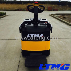 Small 2.5 Ton Electric Pallet Truck for Sale pictures & photos