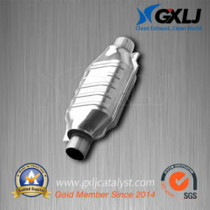 Universal Catalytic Converter High Flow Cat Stainless Steel pictures & photos