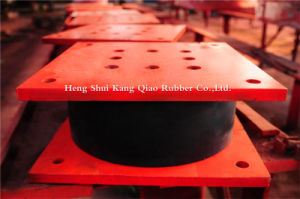 Seismic Isolation Device Lead Rubber Bearing Sold to Italy pictures & photos