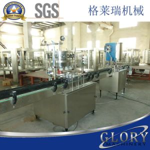 Plastic Can Soft Drink Filling Sealing Machine pictures & photos