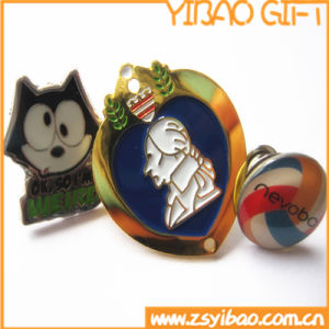 Custom Cute Style Soft Enamel Pin/ Badge (YB-LY-C-18) pictures & photos