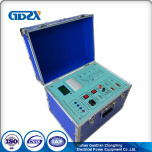 Anti-jamming Automatic Different Frequency Dielectric Loss Tester Insulation Power Factor Tester pictures & photos