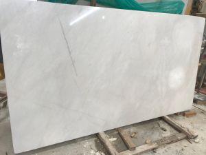 Chrystal White/ White Onxy/Snow White Marble Slab for Tile pictures & photos