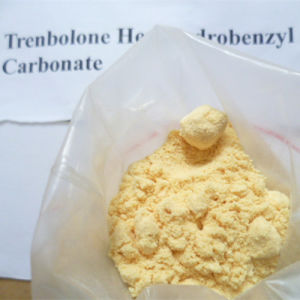 Muscle Building Steroids Trenbolone Hexahydrobenzylcarbonate CAS 23454-33-3 pictures & photos