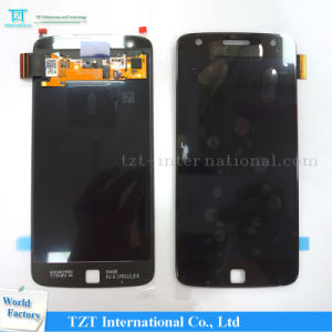Hot Selling 100% Work Well Mobile Phone LCD for Motorola Moto Z Play pictures & photos