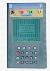 Portable 3 Phase Energy Meter (Kwh Meter) Testing Instrument