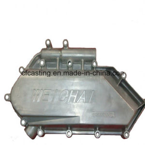 Die Casting Diesel Engine Part with Aluminum pictures & photos