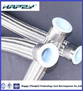 Flexible Hydraulic Hose SAE 100r14 Teflon Hose pictures & photos