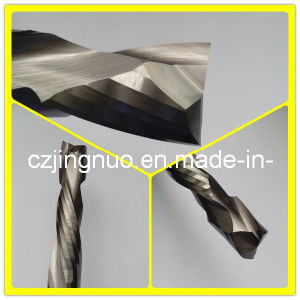 Jinoo Advanced Cutting Tools, 2 Flutes Tialn Coated Carbide End Mill for Stainless Steel pictures & photos