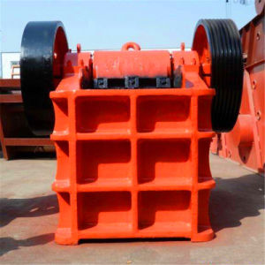 PE Series Jaw Crusher Machine of Mining Machine pictures & photos