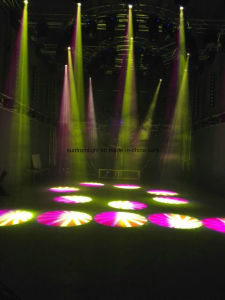300W Stage Equipment LED Disco Moving Head Spot Light pictures & photos