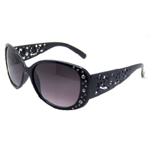 Fashion Plastic Sunglasses, Women Eyewear pictures & photos