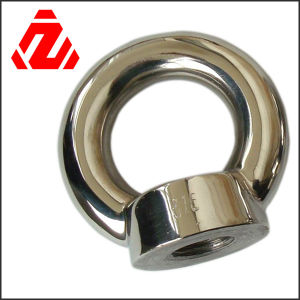 Made in China Stainless Steel Ring Nut pictures & photos