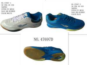 No. 47697 Two Colors Soccer Shoes Stock Shoes pictures & photos