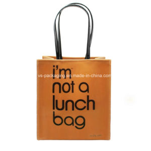 Waterproof Nice Printing Plastic PVC Shopping Bag Stationery Bag pictures & photos