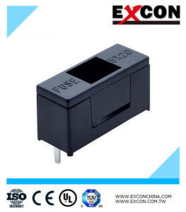 Wholesales Auto Fuse Holder Excon Fh1-200ck Black Color pictures & photos