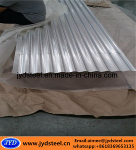 Corrugated Alu-Zinc Coated Steel Roof Sheet pictures & photos