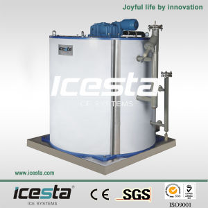 Icesta Easy Installation Ice Flake Evaporator China pictures & photos