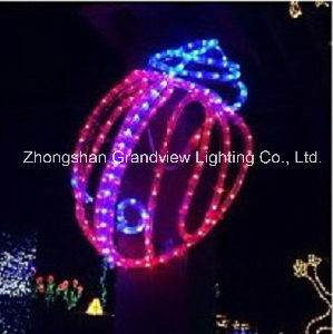 LED Rope Ladybird Motif Lights for Xmas Illumination and Decorations pictures & photos