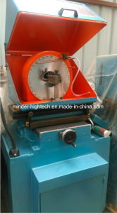 Inner Circle Slicing Machine for Micro Semiconductor pictures & photos