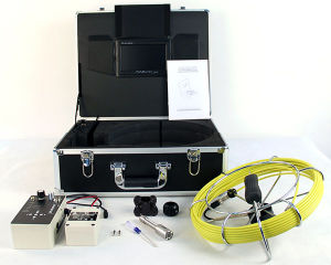 Best Price Sewerage Inspection Camera with Recording pictures & photos