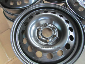 Steel Wheel Rim 17X6.5 for Buick pictures & photos