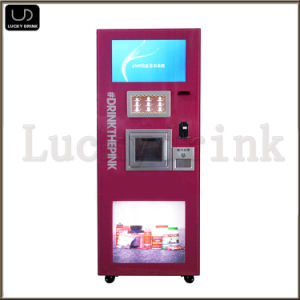 Hot and Cold Protein Drinks Vending Machine pictures & photos