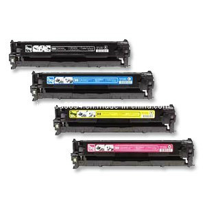 Laser Cartridge for HP Cp2025 pictures & photos