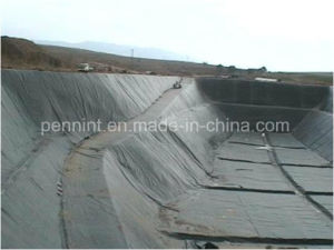 ASTM 2.0mm HDPE Antiseepage Geomembrane for Water Pot Liner pictures & photos