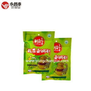 Laminated 3-Sides Plastic Packaging Bag for Fish Seasoning
