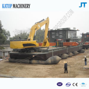 Backhoe Dredger Sand Dredger Bucket Dredger pictures & photos