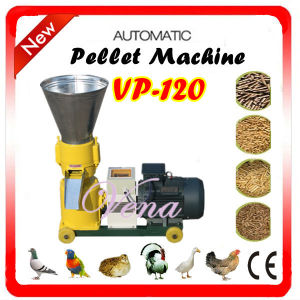 Leading Brand CE Approved 3 Years Warranty Wood Mini Pellet Mill Vp-150 pictures & photos